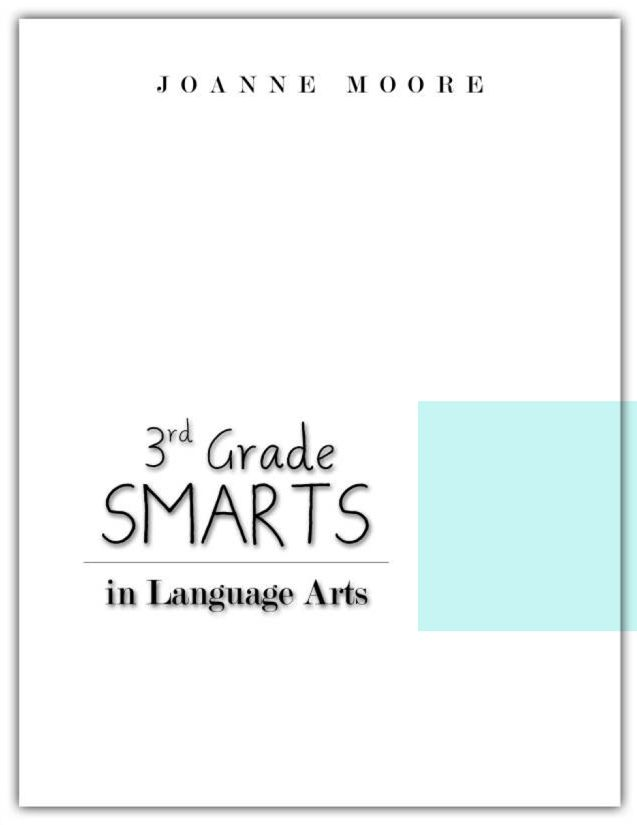 Grade 3 Smart Start in Language Arts: Home Educator's Edition